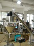 Il riempitore asciutto semi automatico della coclea della polvere della farina pesa la macchina per l'imballaggio delle merci di riempimento