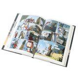 좋은 품질 다채로운 두꺼운 표지의 책 책 인쇄