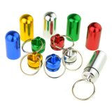 Aluminiumpille-Halter-Kasten-Kasten 50X15mm