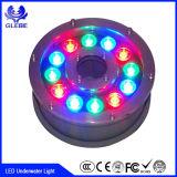 LEDのアクアリウムライト10WプールライトRGB DMX制御LED水中ライト