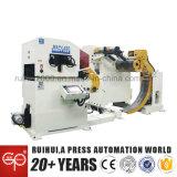 Автомат питания листа катушки с пользой раскручивателя в помощи машины давления к делать части из Hyundai