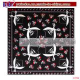 Navidad regalo de acrílico bufanda de algodón bandanna (C1109)