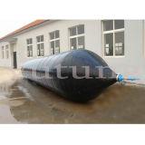 Saco hinchable de goma marina de lanzamiento del saco hinchable de la nave
