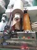 Aufschlitzende und lamellierende Maschine mit Kuss-Schnitt