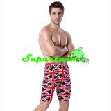 I pantaloni di Swimwears degli uomini hanno personalizzato