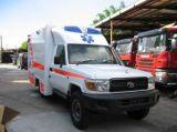 Van de Diesel van het Dak van de Kruiser van het Land van Toyota 4X4 LC79 de Hoge Ziekenwagen Doos van Rhd