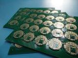 Circuito 2oz del PWB de 4 capas cada oro grueso de la inmersión Fr-4 del PWB 2.4m m de la capa