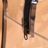 Sac de tirette de PVC de mode et sac à main de PVC pour le produit de beauté d'emballage