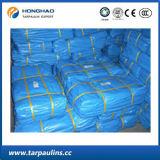 Bala laminada PVC impermeável de encerado/encerado para a tampa