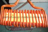 Het Verwarmen van de inductie Machine voor het HoofdSmeedstuk die van de Staaf van het Staal het Verwarmen van de Inductie Machine voor Smeedstuk vormen