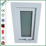 Toldo Windows da placa do PVC do padrão australiano do baixo preço único com vidro obscuro