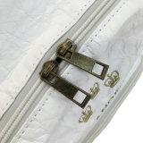 Weißer neuer gewaschener Packpapier-großer Rucksack (16A080)