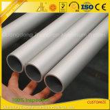 6061 6063 rechteckige quadratische runde flache ovale Aluminiumprofile für Dekoration