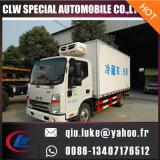 De KoelBestelwagen van de Ijskast JAC, Mobiele Koude Zaal, Gekoelde Vrachtwagen voor Verkoop