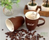 Tazze di ceramica all'ingrosso del tè alla rinfusa della porcellana per la promozione