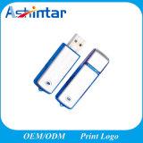 플라스틱 사각 USB 기억 장치 섬광 USB3.0 지팡이