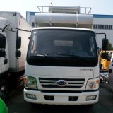 Cherry 5m Box Length Mobile Food Truck para venda
