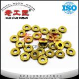 Roda do cortador de telha de carboneto de tungstênio Dia 22