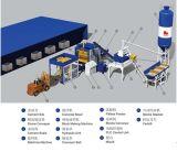 より少ない投資の容易な操作の小さいセメントのブロック機械