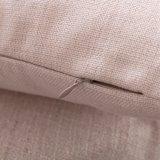 Cassa stampata ecologica di tela del cuscino del sofà del cotone senza farcire (35C0017)