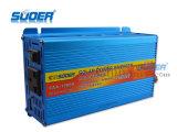 Suoer 1000W portatile 24V fuori dall'invertitore di potere di griglia con Ce&RoHS (FAA-1000B)