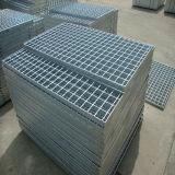 Hete onderdompelende gegalvaniseerde staalgrating voor installatie werkende bevloering