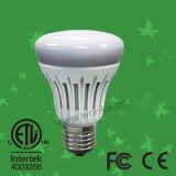 Lámpara LED de intensidad regulable R20 con certificación ETL