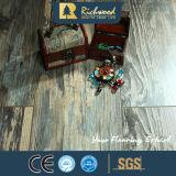 8.3mm geprägter Buche-schalldämpfender V-Grooved lamellenförmig angeordneter Fußboden