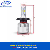 Csp 플러그 앤 플레이 자동차 LED 헤드라이트 36W 4000lm 옥수수 속/S2 LED 헤드라이트 H4 H11 H7 H3 H1 6500K