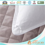 Baumwollgewebe-Polyester Microfibre unten alternatives füllendes Kissen 100%