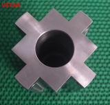 Части CNC горячей точности продавеца подвергая механической обработке сделанные из стали
