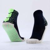 Customsize Mehrfarbensport-Auslese-Basketball-Antibeleg-Kurzschluss-Socken