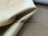 Классицистическая кожа PVC синтетическая для мешка/случая/покрынного чемодана