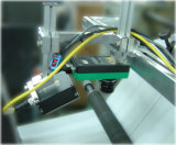 Macchina di controllo di visione artificiale per le schede