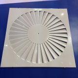 Diffuseur matériel de remous d'air de feuille de diffuseur d'air d'échappement de système de la CAHT