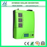 inversor solar incorporado de la potencia del regulador del inversor híbrido de la energía solar 1.8kVA/1000With12VDC