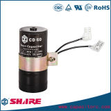 Condensador que comienza CD60 200V 250V 450V 200UF del motor