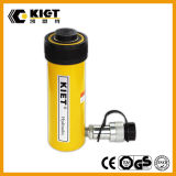 広く利用された単動水圧シリンダ