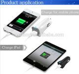 QC 2.0 de Mini Snelle Lader van de Auto USB voor Universele Mobiel