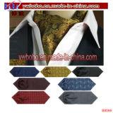 De Patronen die van de Jacquard van de polyester de Halsdoek trekken van de Band van het Halsdoek van Mens van de Stropdas (B8067)