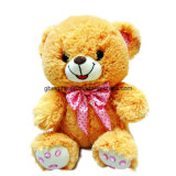 Soem-reizender Teddybär angefüllte Spielwaren
