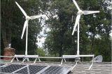 Gerador híbrido solar e de vento (KSW-300W)