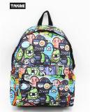 漫画モンスターの印刷袋、バックパック、子供のためのランドセル