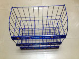 Présentoir de fer à repasser à 3 couches pratique Présentoir de supermarché pour magasin