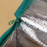Non сплетенная хозяйственная сумка прокатанная TNT более холодная с печатание логоса
