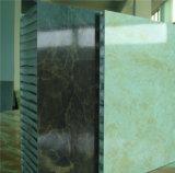 Painel de alumínio do favo de mel da cor de pedra (HR94)