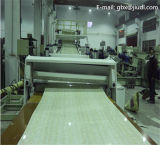 Belüftung-chemischer Plastikmaschinerie-Kalziumkarbonat-Blatt-Extruder