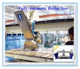 De automatische Scherpe Machine van de Steen voor Tegel met de Besnoeiing van de Mijter van de Brug