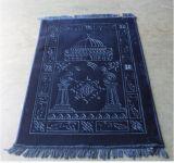 Толщиной ковер молитве Raschel высокого качества 1.2cm мусульманский