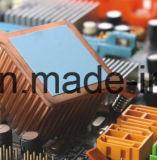 Pista conductora termal da alta temperatura del boquete del silicón de la pista para PCBA